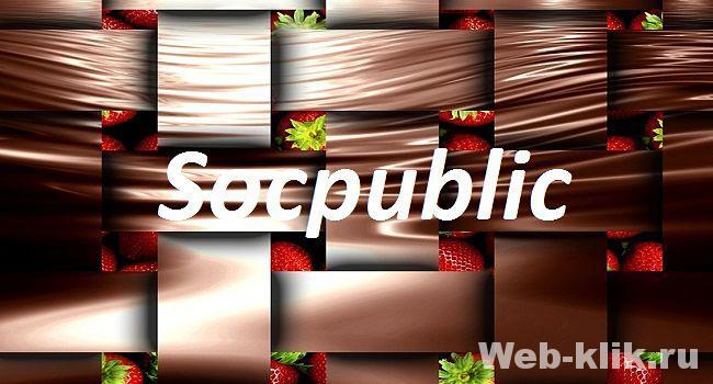 сайт Socpublic