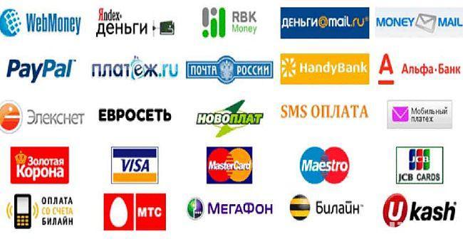электронные платёжные системы России