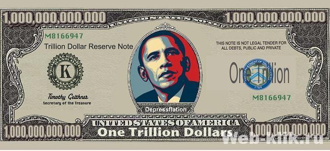 заработок на кликах в долларах