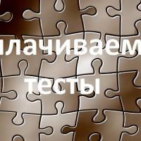 Оплачиваемый тест на Кубань-букс с сервисом catcut