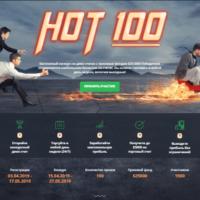 Конкурс на Демо-счетах — HOT100
