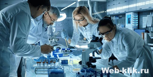 биотехнологические компании